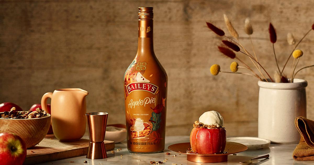 Baileys Apple Pie