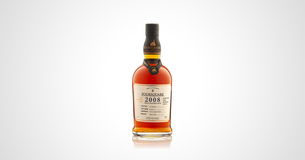 Foursquare Cask Strength Vintage 2008 ECS Mark XIII