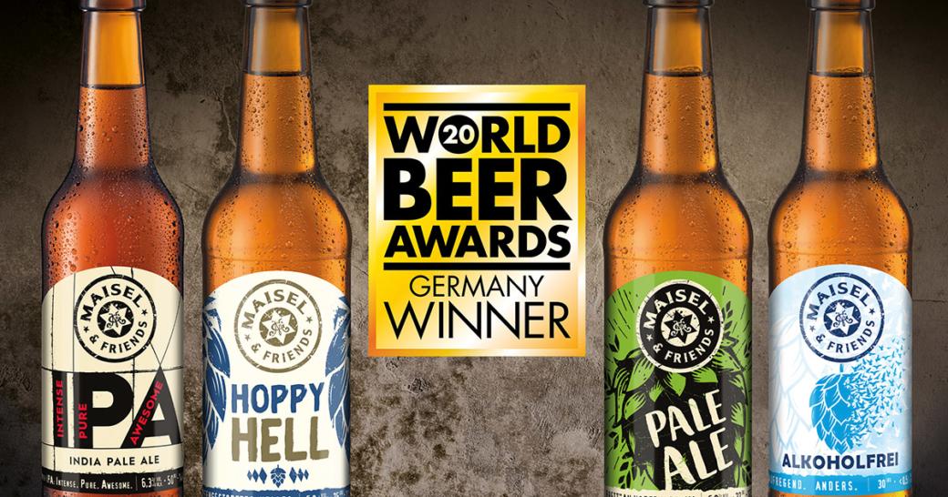 World Beer Award Maisel
