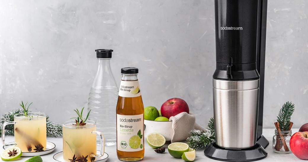 Sodastream Mocktail