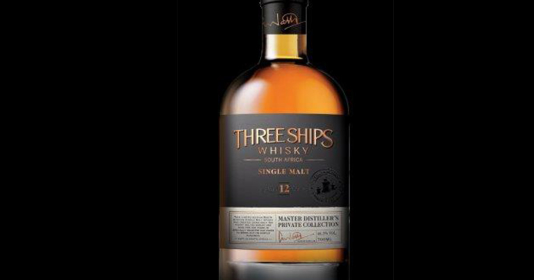 Three Ships Whisky