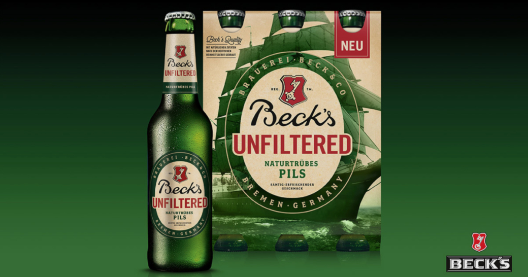 Beck'S Unfiltered
