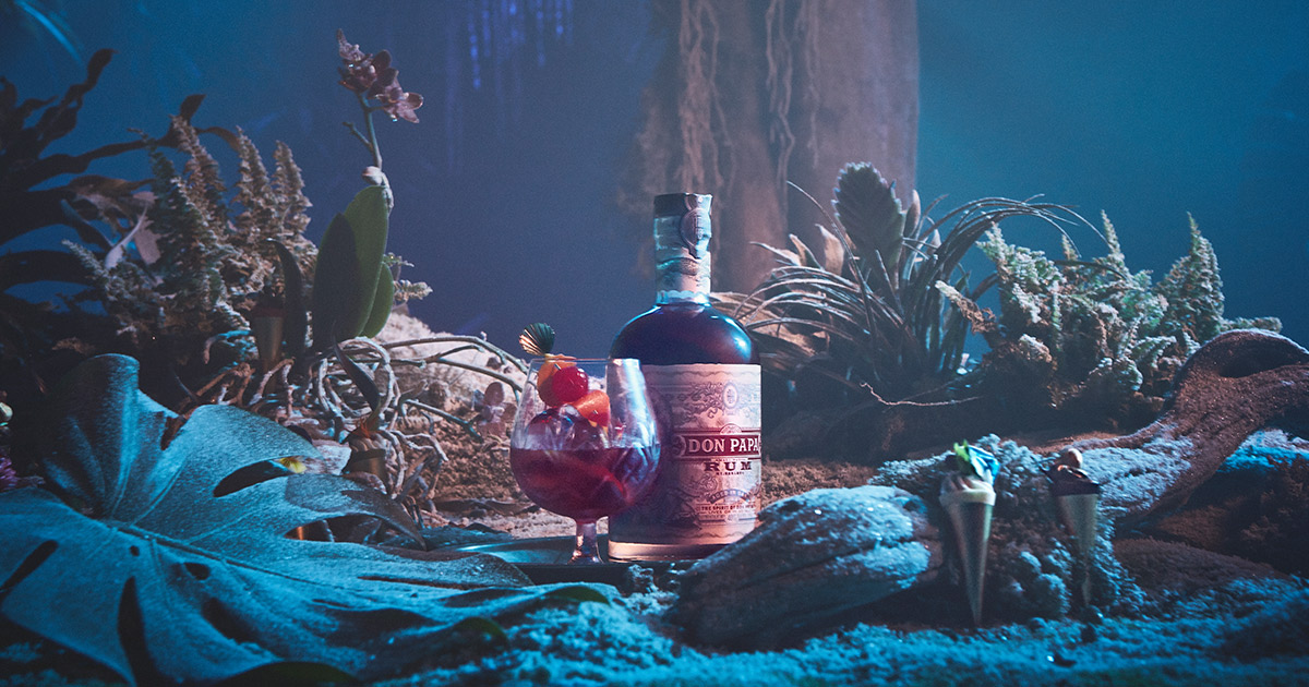 Don Papa Rum Surreal