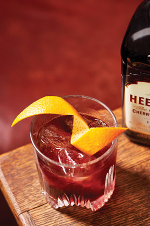 Heering Old Fashioned rezept
