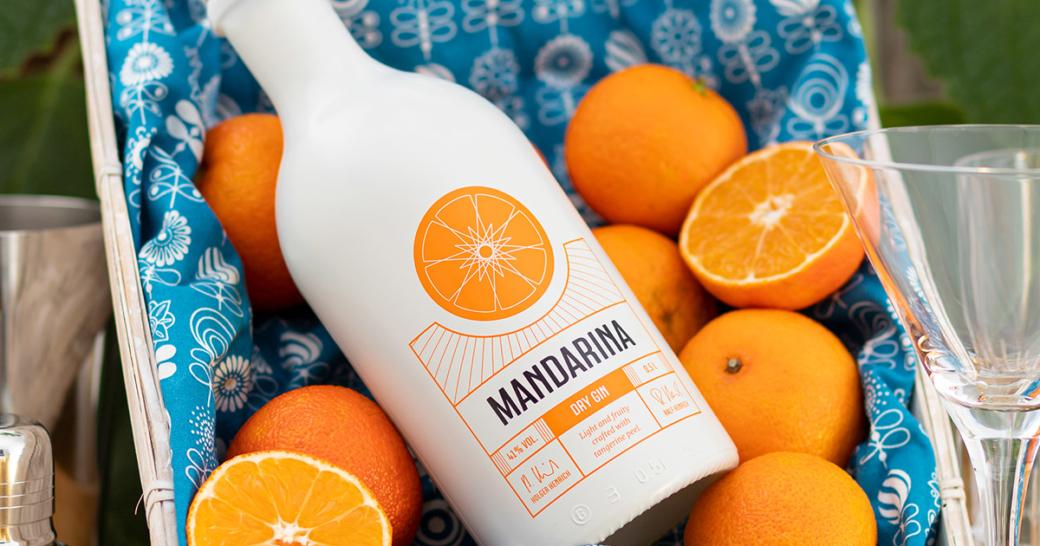 Mandarina Gin