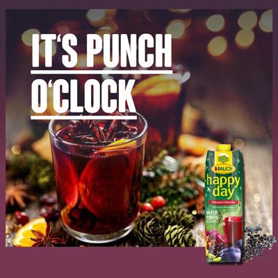 Punsch O'Clock