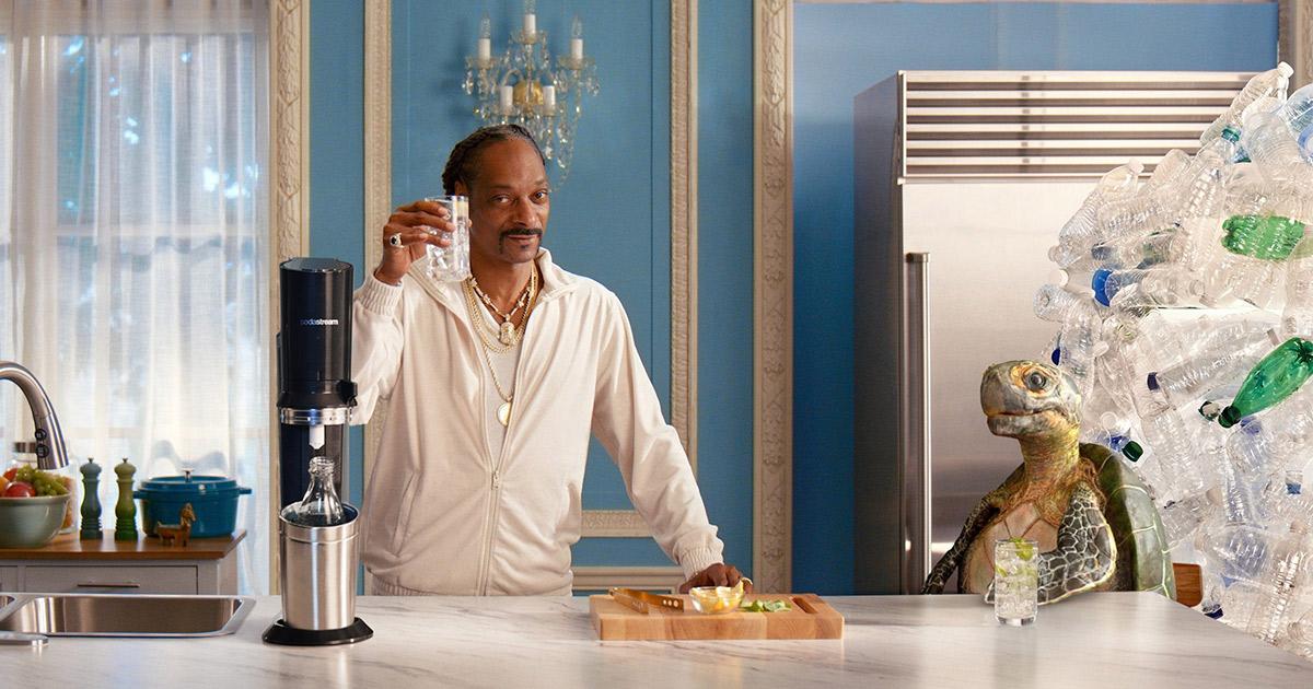 Soda Stream Snoop Dogg