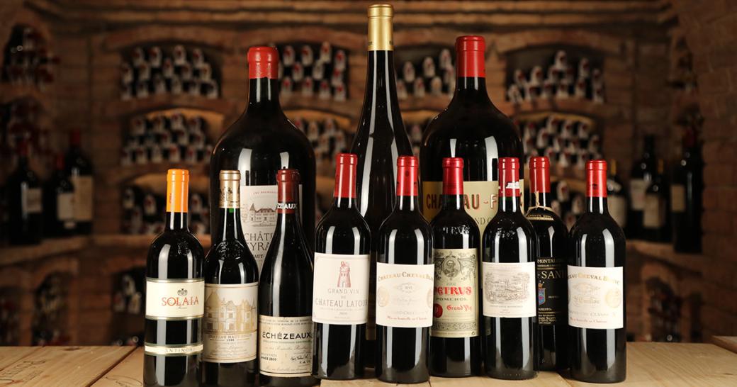 Weinauktion