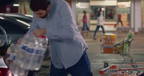 Sodastream Werbung dezember