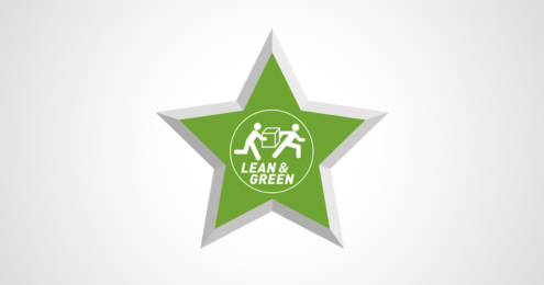 lean and green 1st star