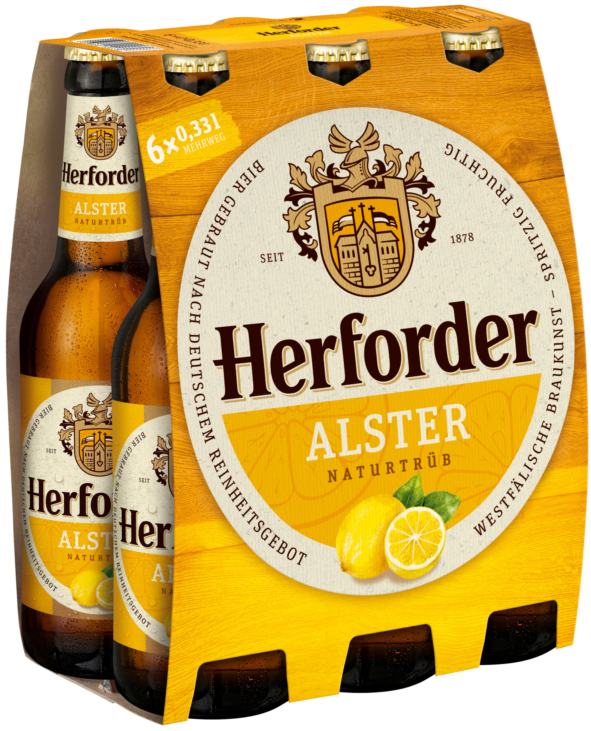 HF Alster Sixpack