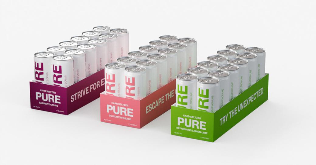 Pure Seltzer