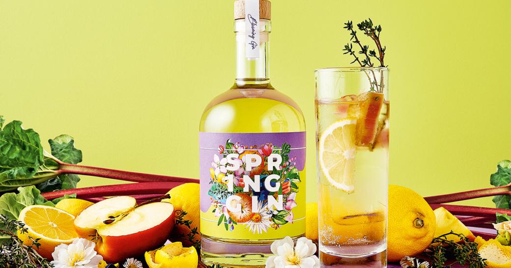 Wajos Spring gin