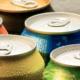 beverage cans