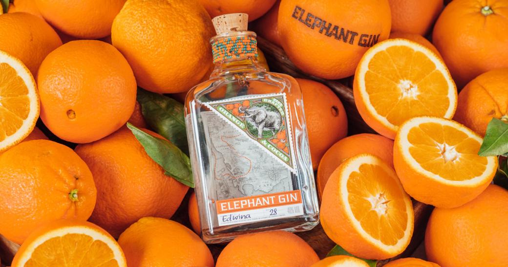 produktbild elephant gin