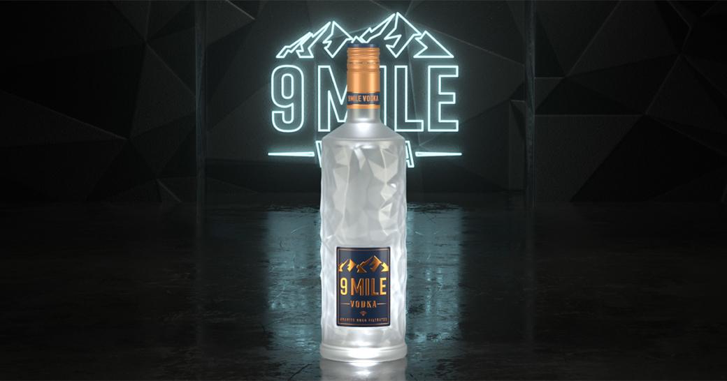9 MILE Vodka LED ProSieben