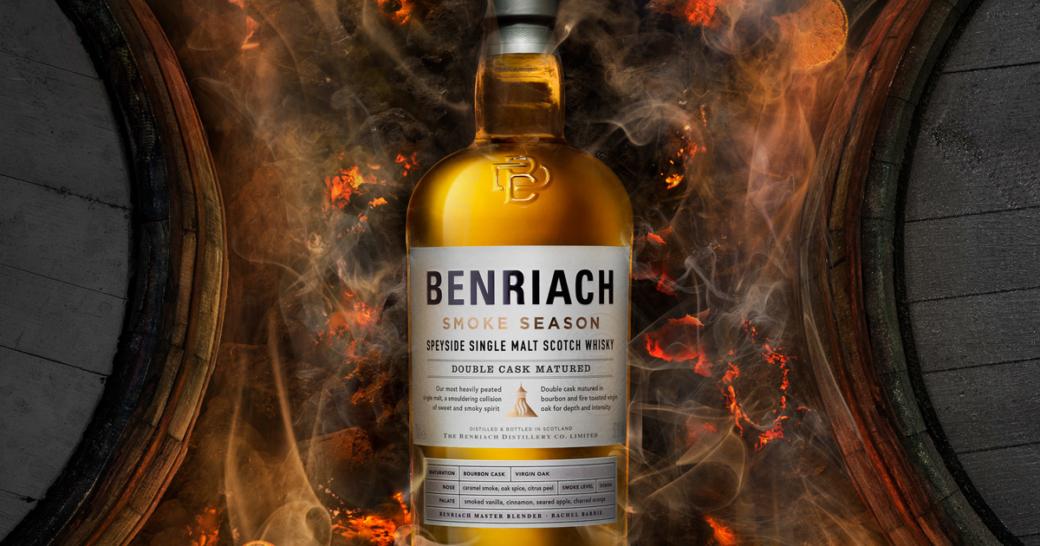 Benriach Smoke Season Single Malt Whisky
