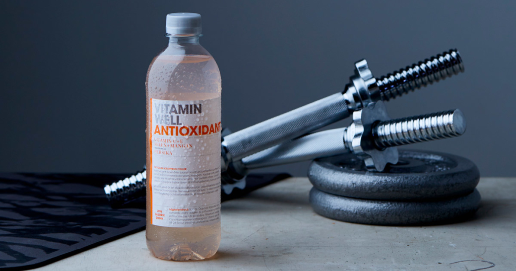 Vitamin Well Antioxidant Workout