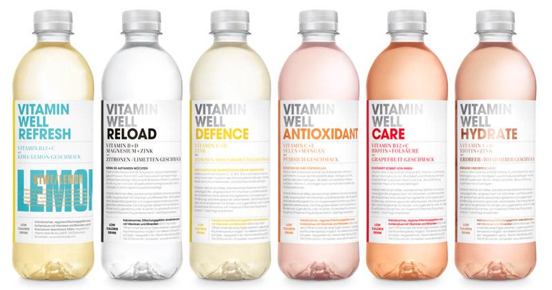 Vitamin Well Range