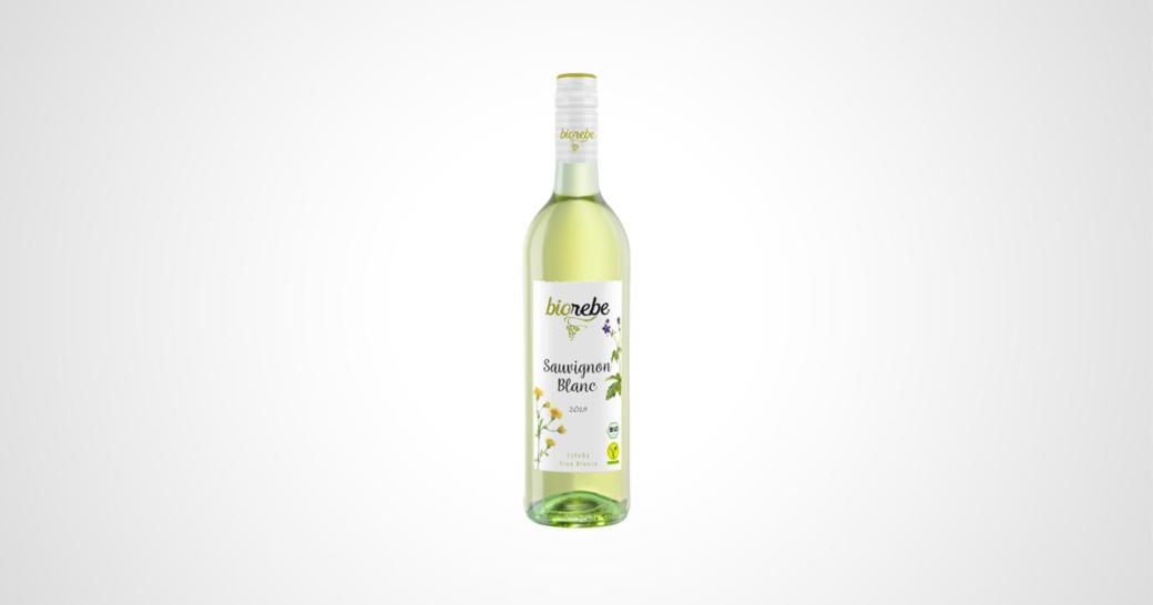 flasche biorebe sauvignon blanc