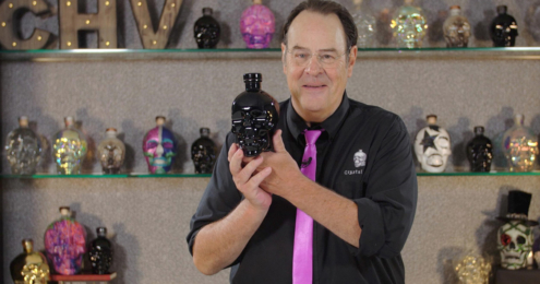 dan aykroyd mit crystal head vodka