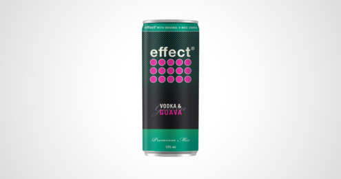 dose effect vodka guava