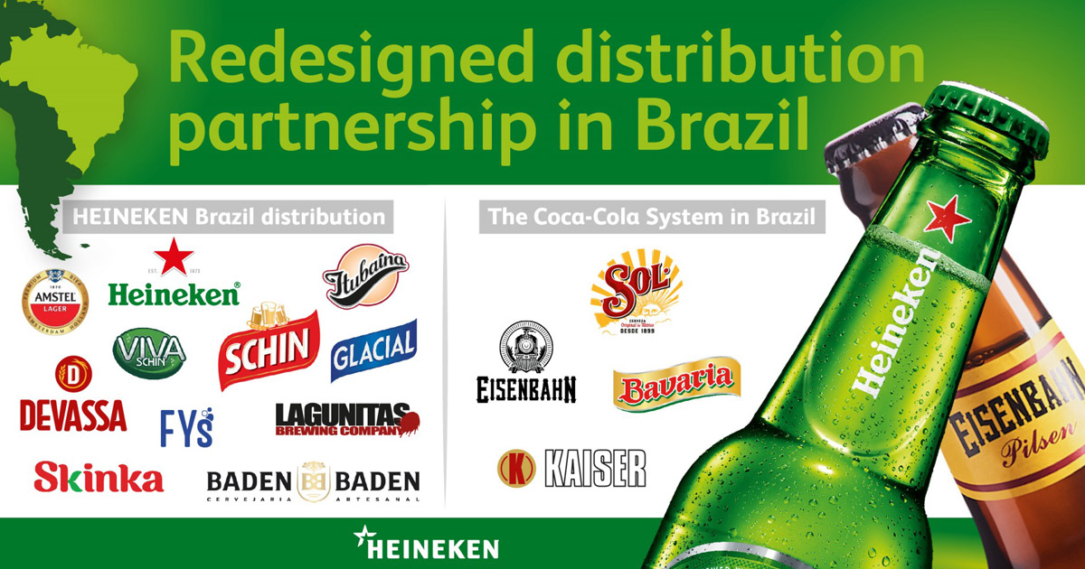 heineken partnership