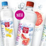 mineralwasser mit frucht