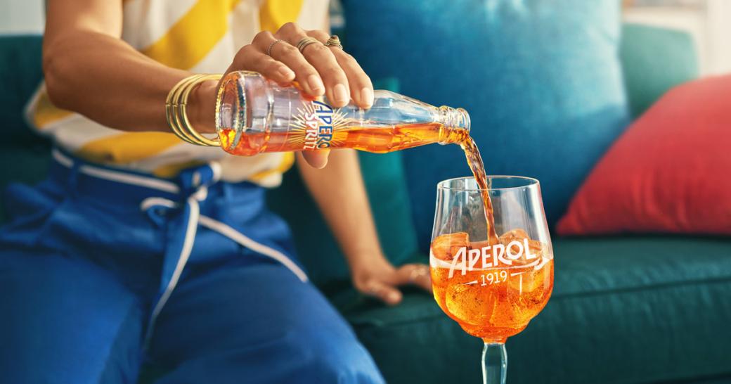 Aperol Spritz Premix Mood