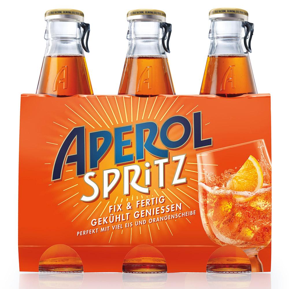 Aperol Spritz Premix Pack