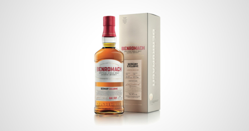 Benromach Germany Exclusive (Bourbon Batch) 2009