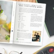 Feinbrennerei Sasse Cocktailkarte