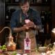 Glendalough Rose Gin Rowdy Rooney