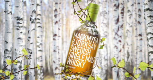 Mackmyra Björksav Swedish Single Malt Whisky
