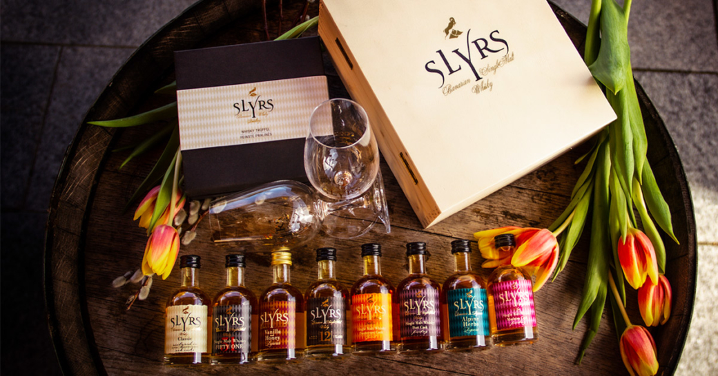SLYRS Tastingbox Whisky