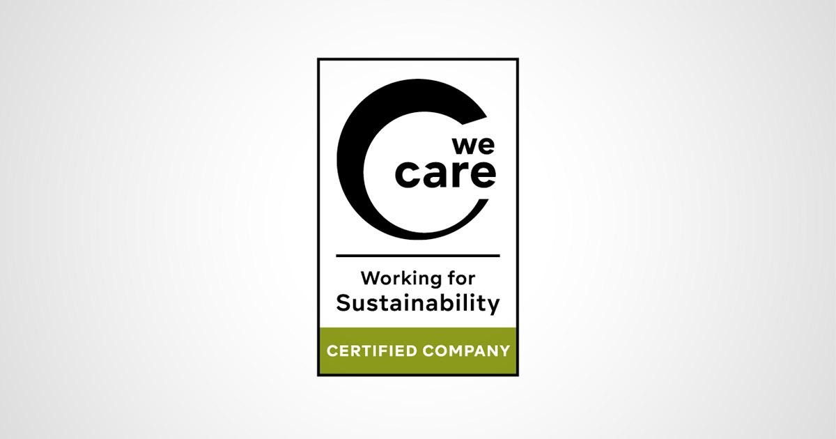 We Care Logo