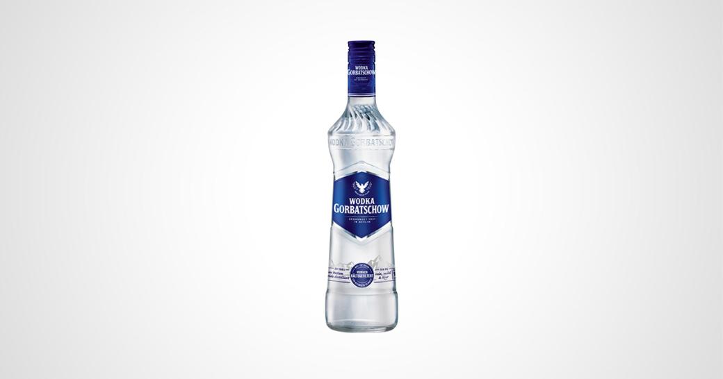 Wodka Gorbatschow Flasche