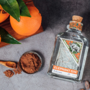 Elephant Gin Orange Cocoa