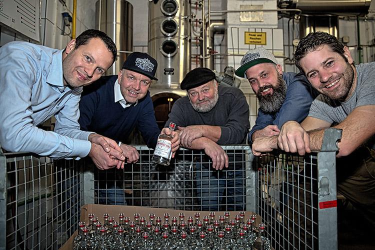 FÜNFUNDSECHZIGo7 Ingelheim Dry Gin Gründer