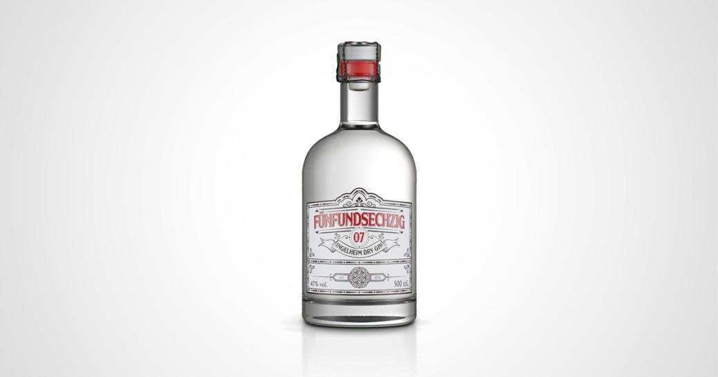 FÜNFUNDSECHZIGo7 Ingelheim Dry Gin