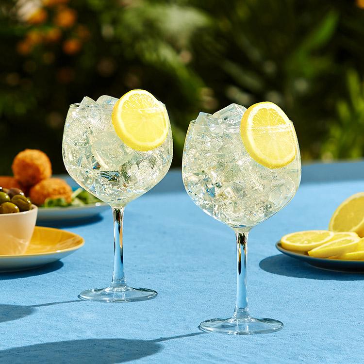 Gordon's Sicilian Lemon Distilled Gin