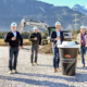 baubeginn logistikcenter hämmerle kaffee