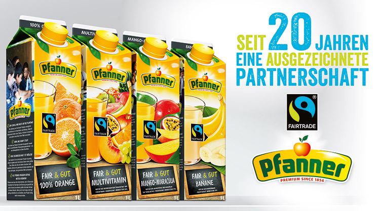 pfanner fairtrade