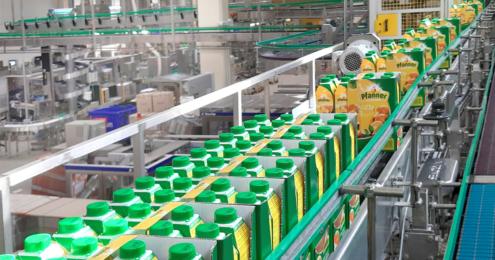 pfanner produktionsanlage