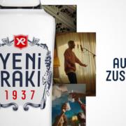 Yeni Raki Auf das Zusammen