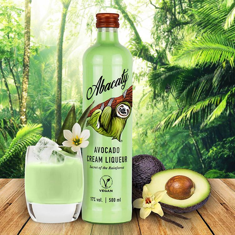 ABACATY Avocado Cream Liqueur