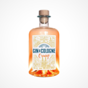 Gin de Cologne Orange Flasche