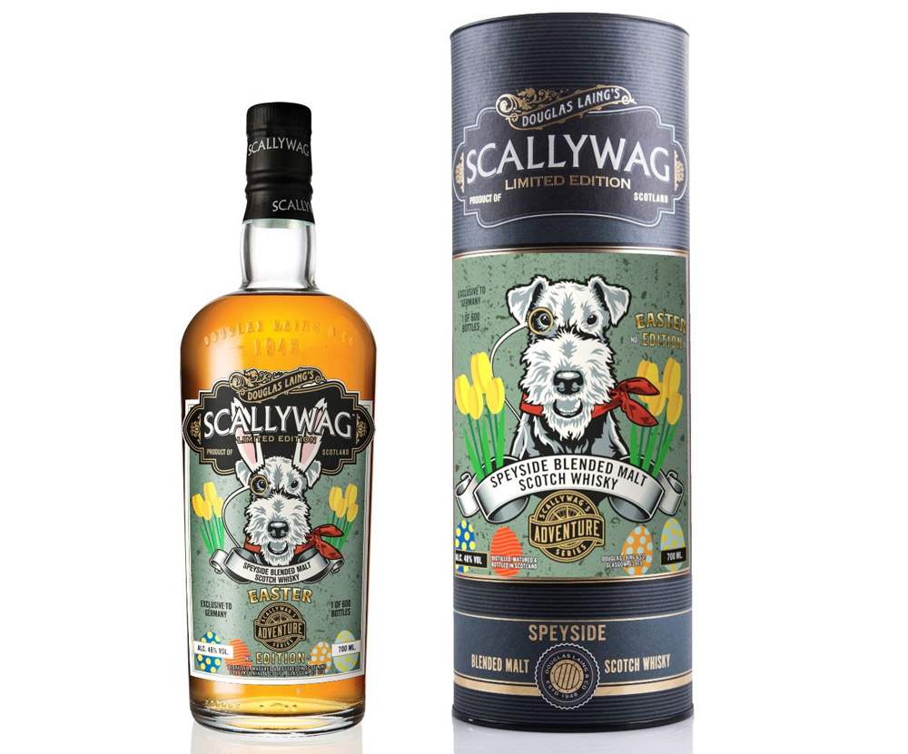 Scallywag Easter Edition No. 5 Produkt
