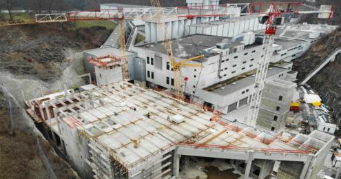Veltins Neubau 2021