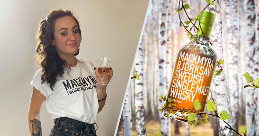 Mackmyra Merve Dülger
